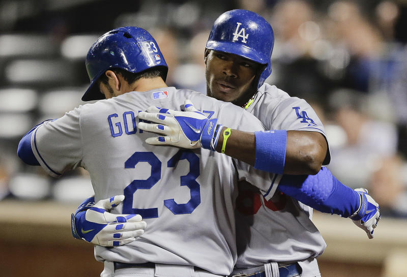 Puig polishes game, goes on tear for Dodgers