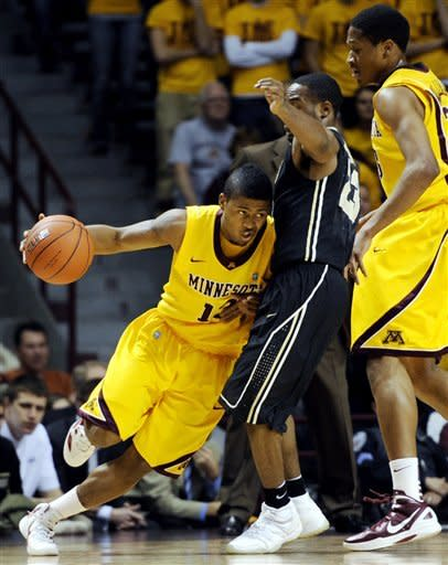 Purdue bounces back with 79-66 win at Minnesota