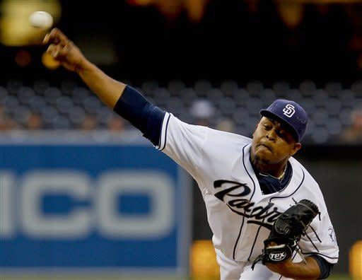 Kotsay's double lifts Padres over Nationals 2-1