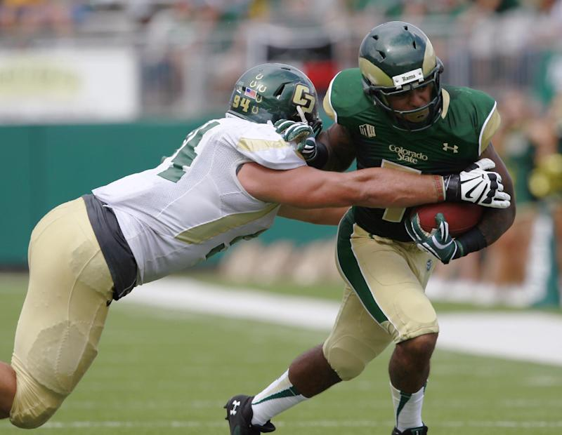 Colorado State defeats Cal Poly 34-17