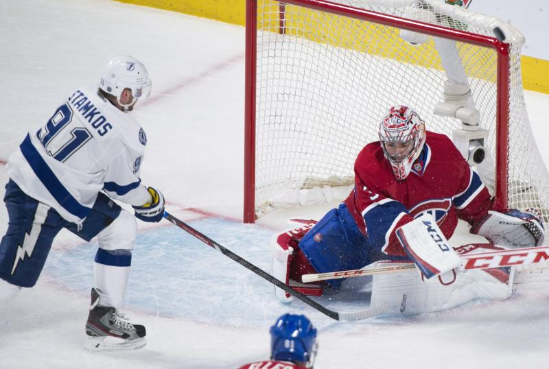Canadiens grab 3-0 series lead with 3-2 win
