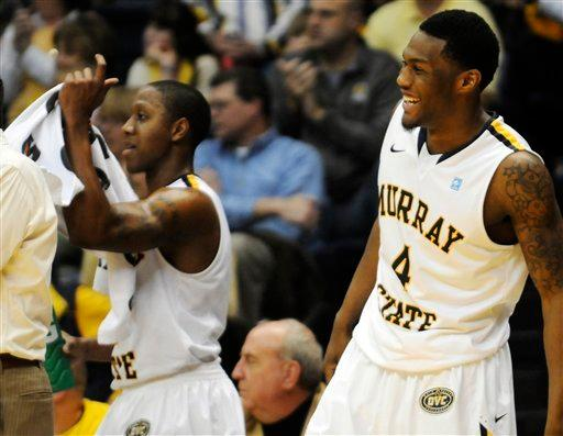 Canaan, No. 9 Murray State beat Austin Peay 82-62