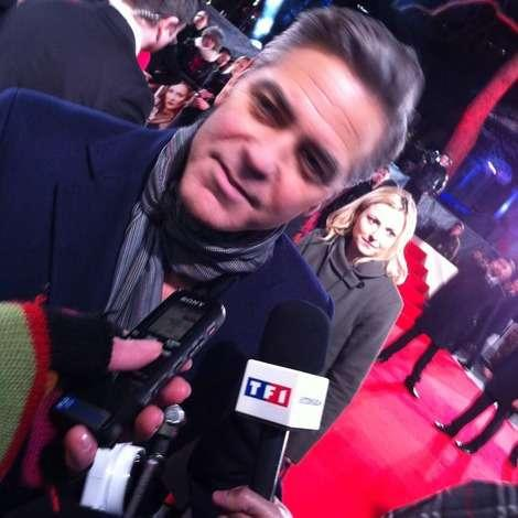 George Clooney brings the charm to The Monuments Men and London premiere