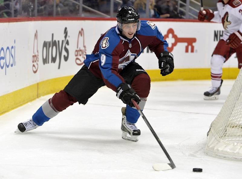 Duchene out about 4 weeks with knee injury
