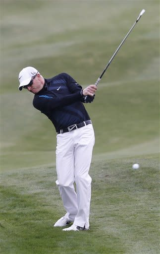 Quiros, Dyson share lead at China Open