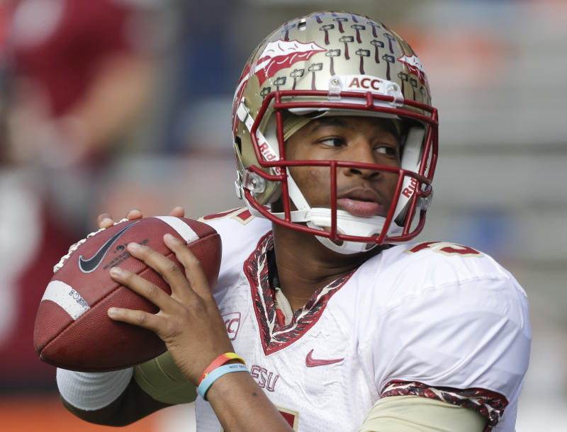 No charges for Heisman hopeful Jameis Winston