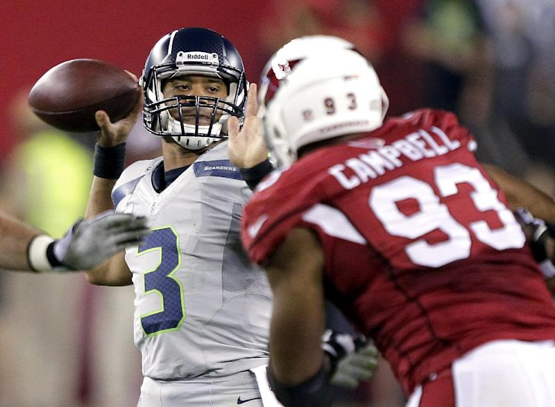 At 6-1, Seahawks the class of NFC so far
