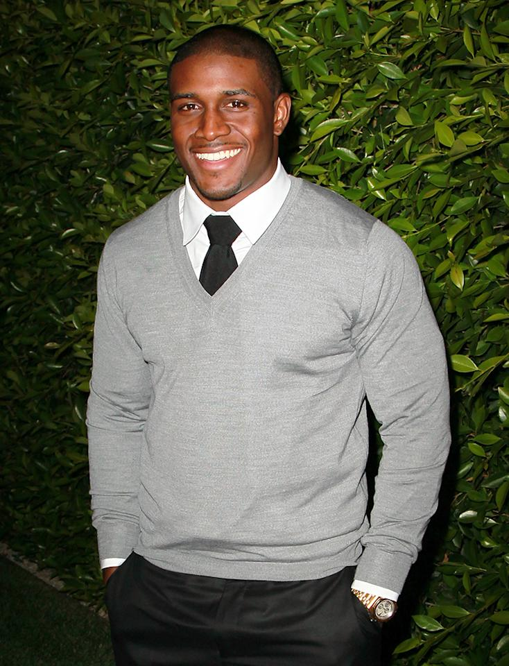 "Reggie Bush attends An Evening of ""Southern Style"" presented by the St. Bernard Project & the Spears family at a private residence on May 11, 2011 in Beverly Hills, California.  (Photo by David Livingston/Getty Images)"