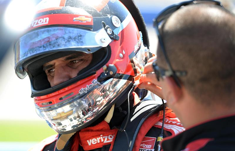 Power finishes 21st in IndyCar finale qualifying