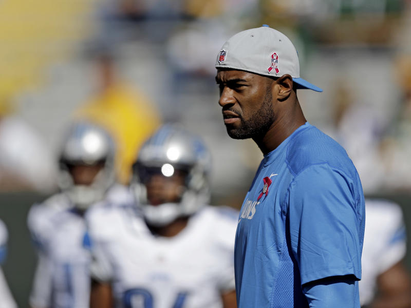 WR Calvin Johnson active for Lions