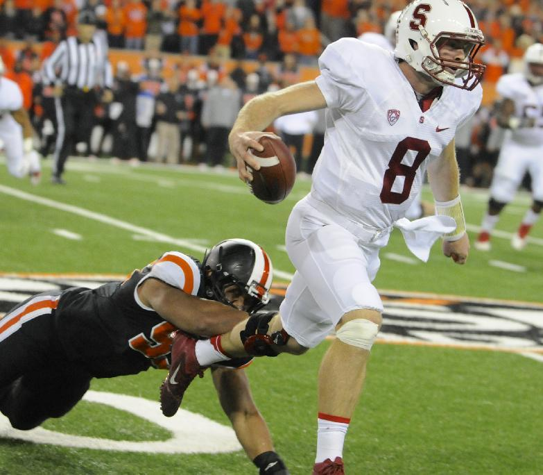 Beavers shows off improved D against Stanford