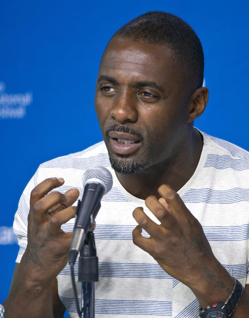 With Idris Elba, a Mandela with muscles at Toronto