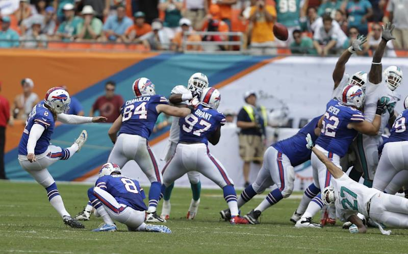 Late field goals are becoming a sure thing in NFL