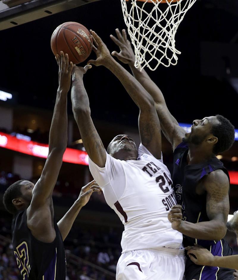 Texas Southern clinches NCAA berth with 78-73 win