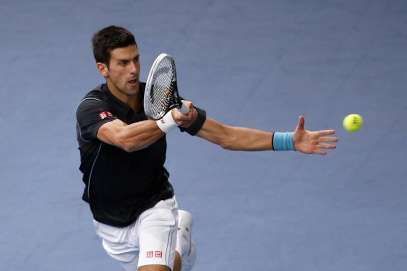 Djokovic beats Ferrer in Paris Masters final