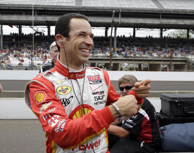 ABC counting on story lines to sell Indy 500