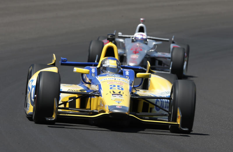 Andretti name comes up short again in Indy 500