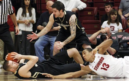 Randle paces Stanford over Colorado 84-64