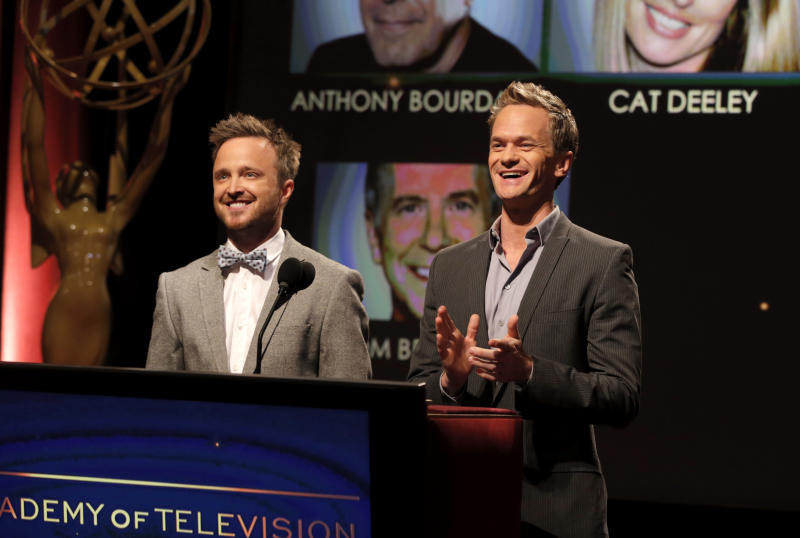 Online series 'House of Cards' makes Emmy history