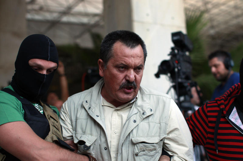 Greek gov't aims to cut funding for Golden Dawn