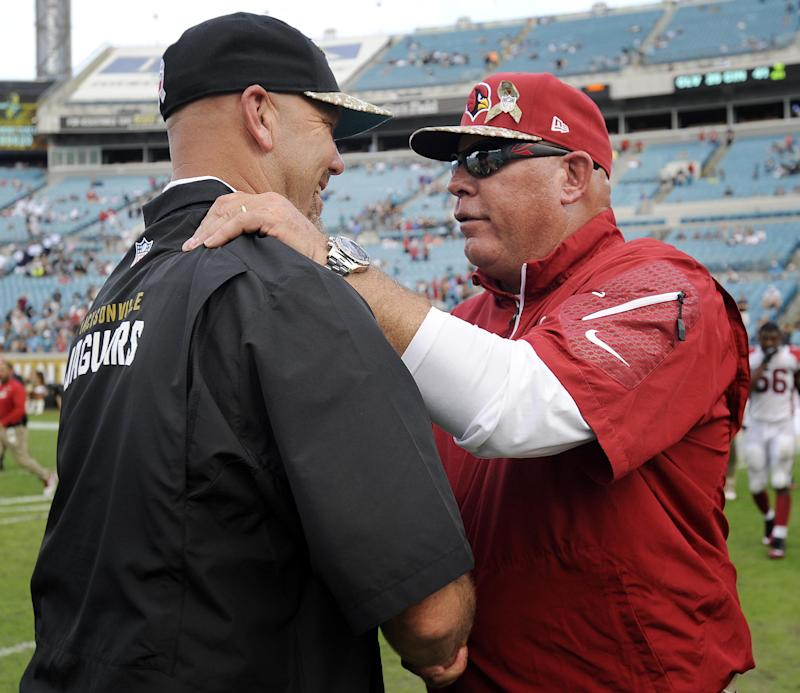 Colts not just another game for Arizona's Arians