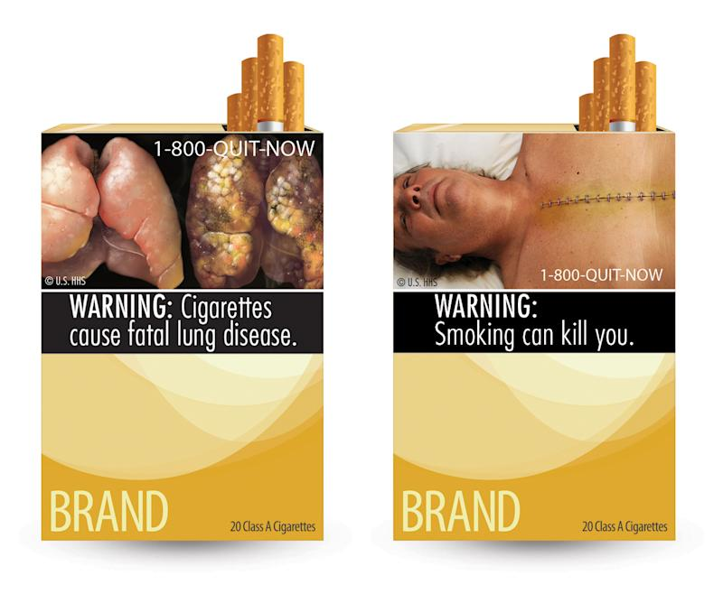 APNewsBreak: US to revise cigarette warning labels