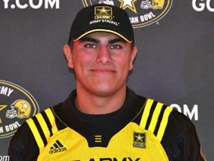 Four-star defensive end Kylie Fitts recently de-committed from USC -- Rivals.com