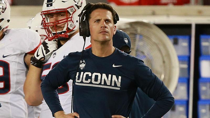 UConn fires Bob Diaco after 11-26 mark in three seasons