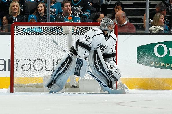 Jonathan Quick returns to spark Kings to 4-1 win over Ducks