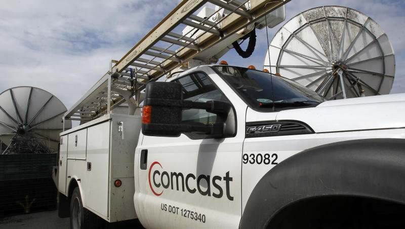 Media companies benefit from higher network fees