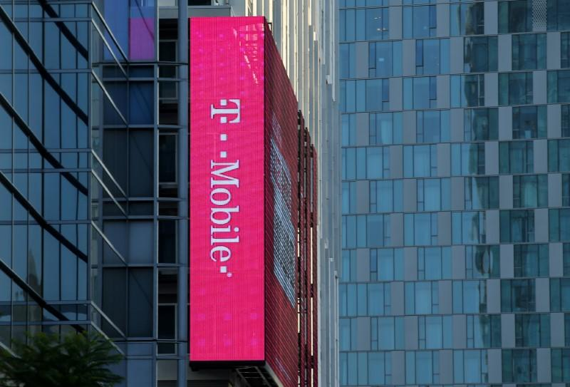 Sprint, SoftBank Said to Be in Informal Talks for T-Mobile Merger