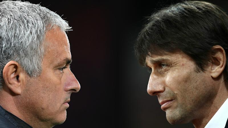 Antonio Conte Hits Back at Jose Mourinho Over Chelsea Jibe