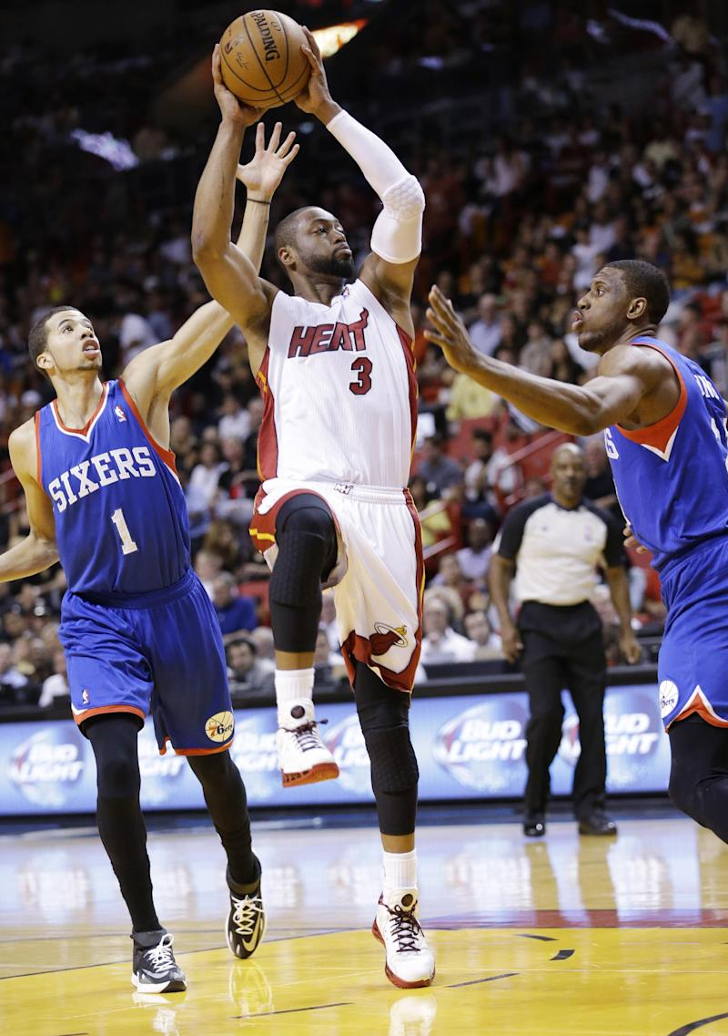 Bobcats-Heat Preview