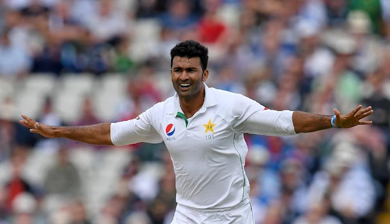 Pakistan on top after Azhar Ali century