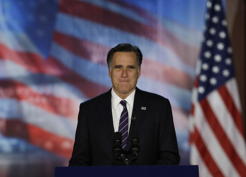After defeat, cloudy future ahead for Mitt Romney