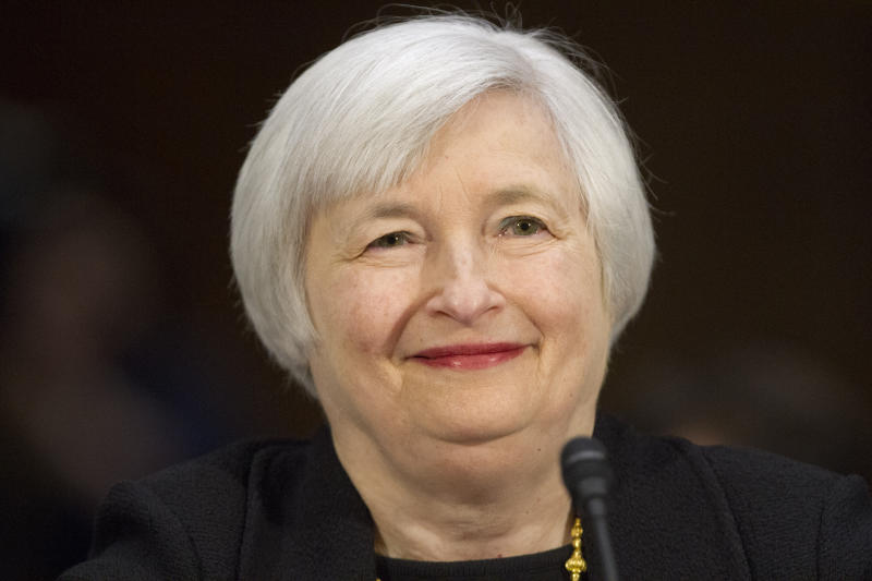 Senate confirm Yellen to lead Federal Reserve