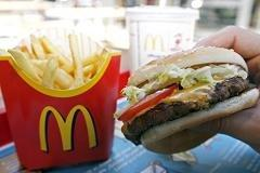 McDonald's commits to sustainable beef-eventually