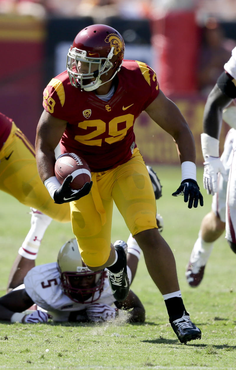 Michigan lands transfer RB from USC
