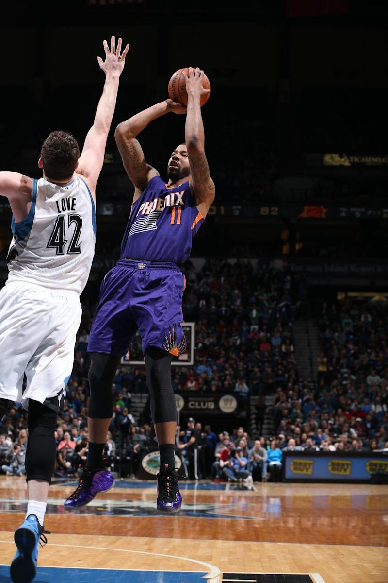 Morris leads Suns rally in 127-120 win vs T-Wolves