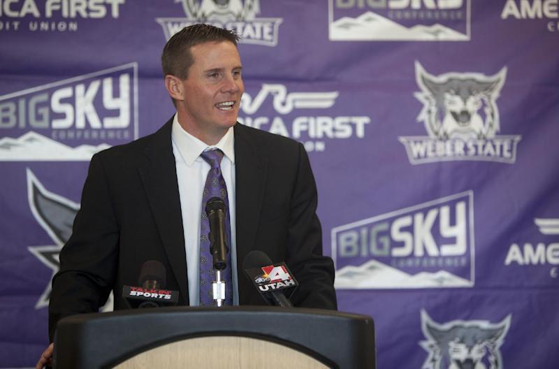 Weber State picks Utah assistant as head coach