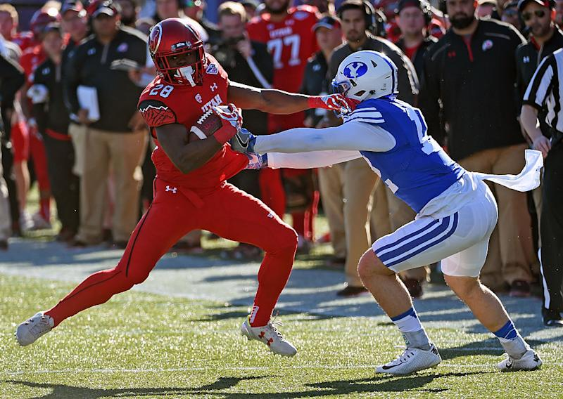 Utah starting RB Joe Williams quits football two weeks into season