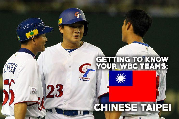 A boycott means Chinese Taipei is missing some of their best players. (AP)