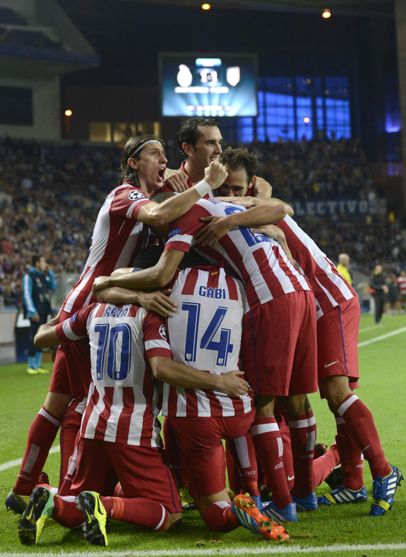 Atletico quietly retools to defend Spanish title
