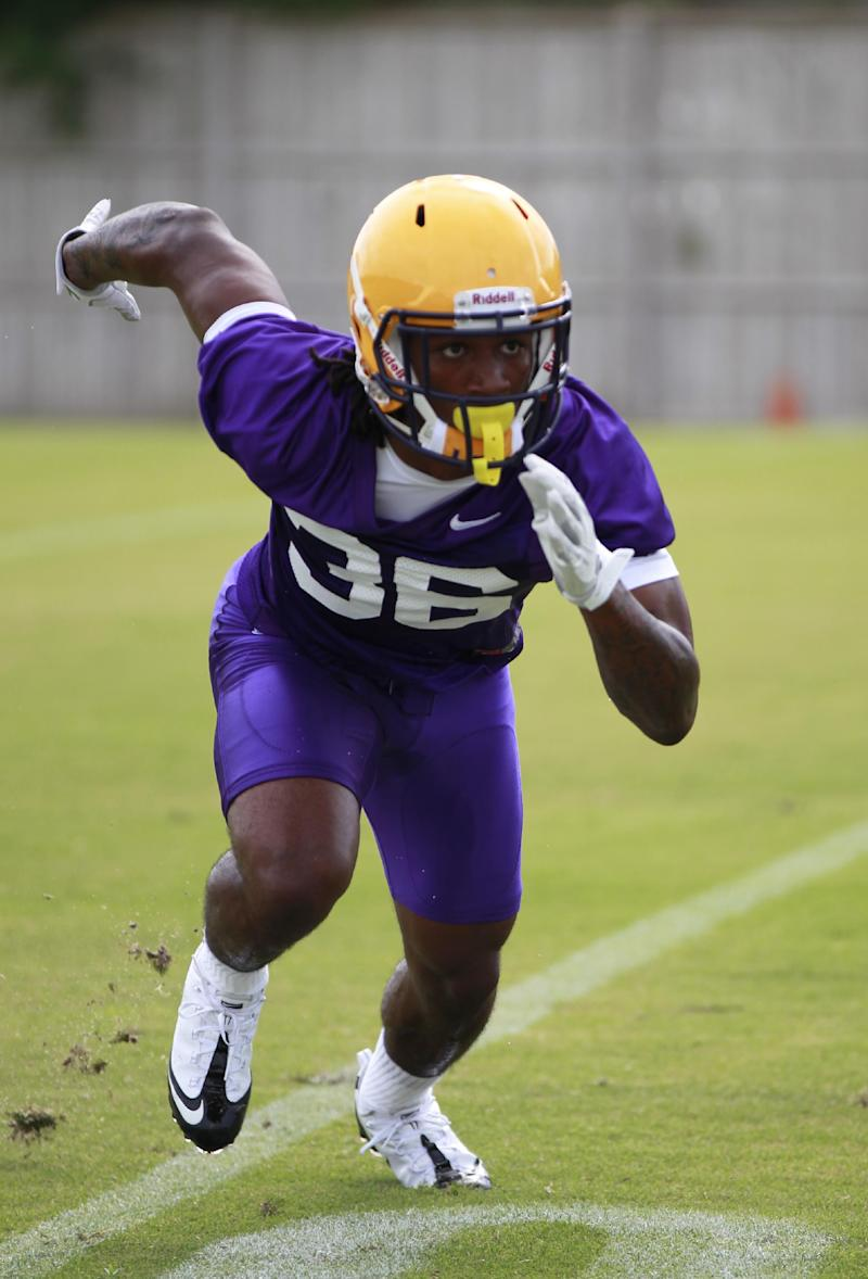 LSU S Mills reinstated after misdemeanor charge