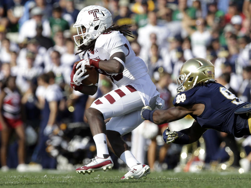 ND LBs Grace, Smith face comparisons with Te'o