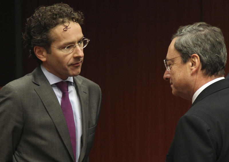 Dutchman seen as likely next leader of Eurogroup