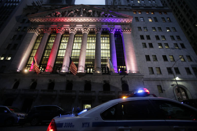 Stocks open higher after historic 2-day close