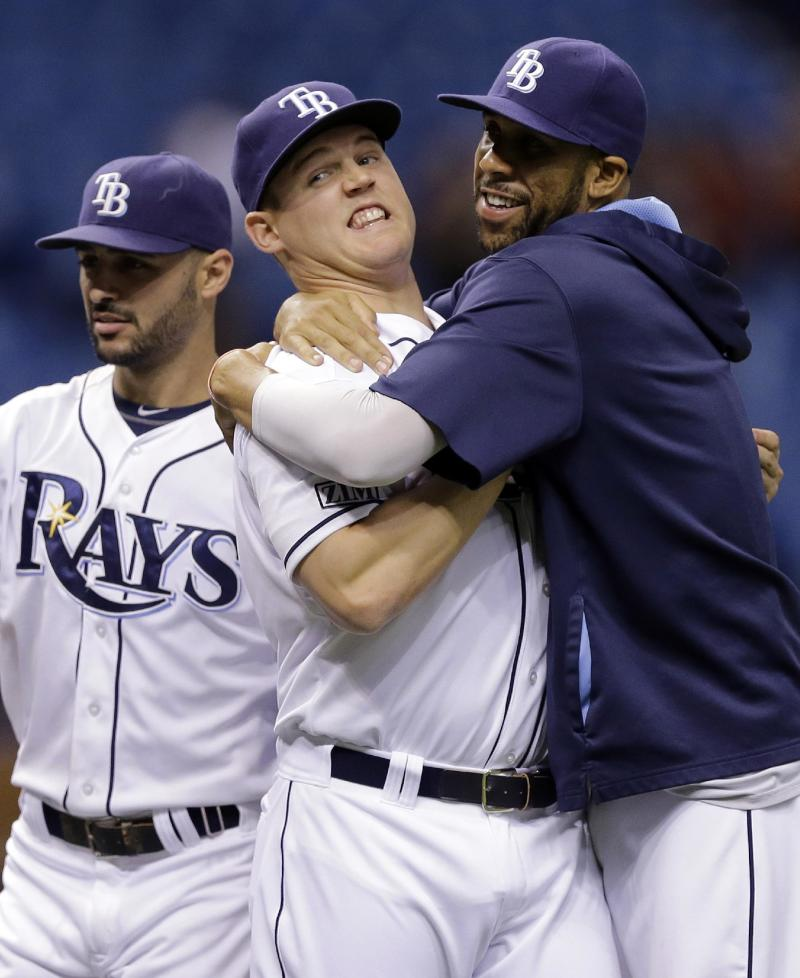 Maddon thinks last-place Rays can make playoffs