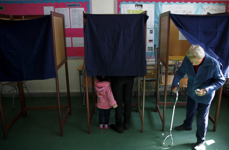 Runoff called in Cyprus' presidential election