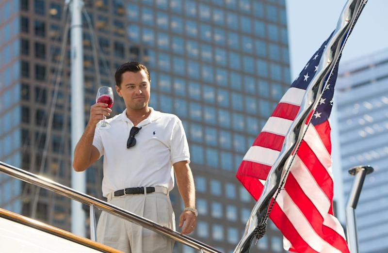 Scorsese's 'Wolf of Wall Street' moves to Dec. 25